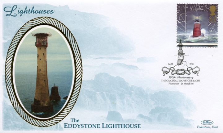 Lighthouses, The Eddystone Lighthouse