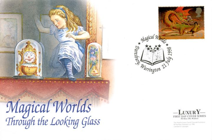 Magical Worlds, Through the Looking Glass
