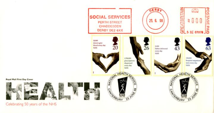 Health Service, 50 Years of the NHS