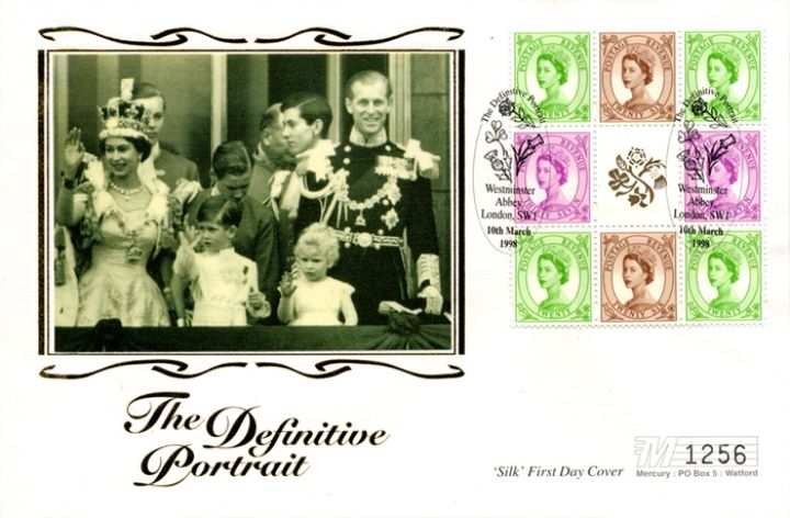 PSB: Definitive Portrait - Pane 3, Balcony Scene