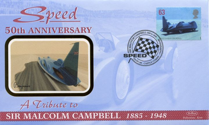 Speed, Donald Campbell