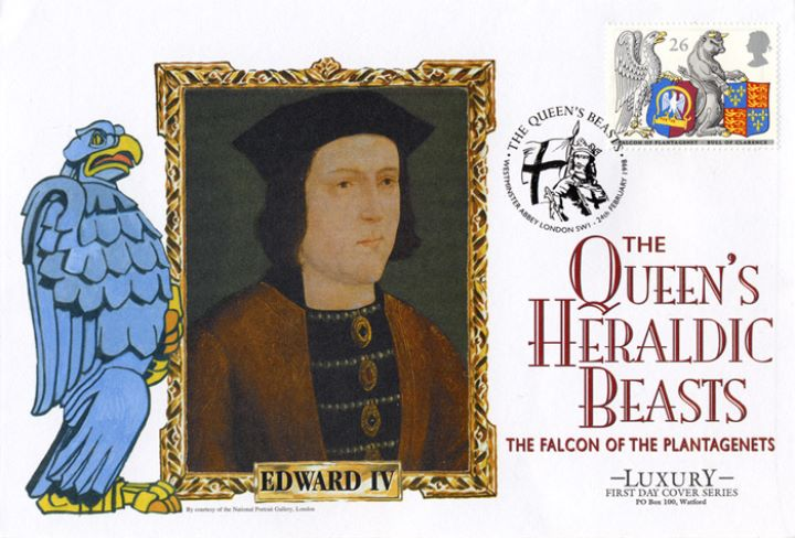 Queen's Beasts, Edward IV