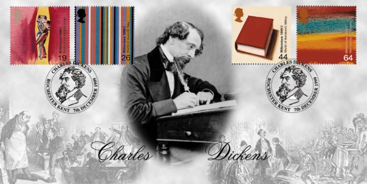Artists' Tale, Charles Dickens