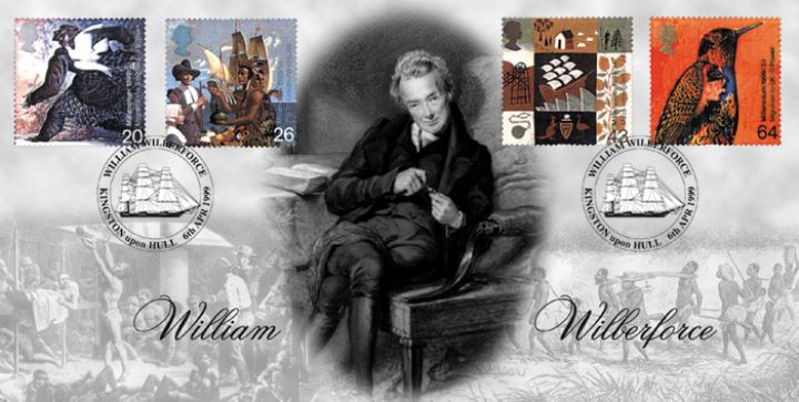 Settlers' Tale, William Wilberforce