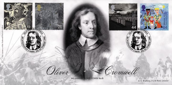 Soldiers' Tale, Oliver Cromwell