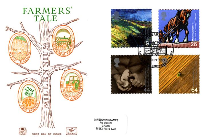 Farmers' Tale, Millennium Cover No. 9