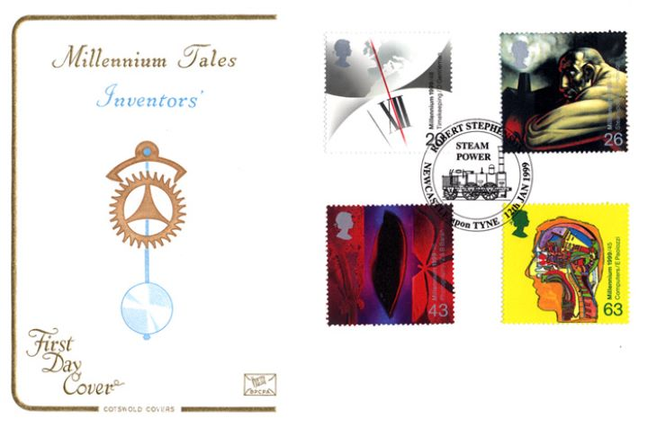 Inventors' Tale, Millennium Cover No. 1