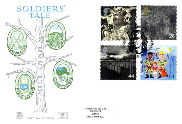 Soldiers' Tale, Millennium Cover No. 10