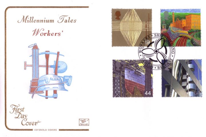 Workers' Tale, Millennium Cover No. 5