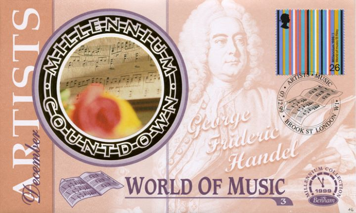 Artists' Tale, Handel - the World of Music