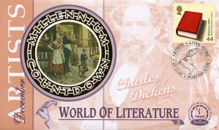 Artists' Tale, Dickens - the World of Literature