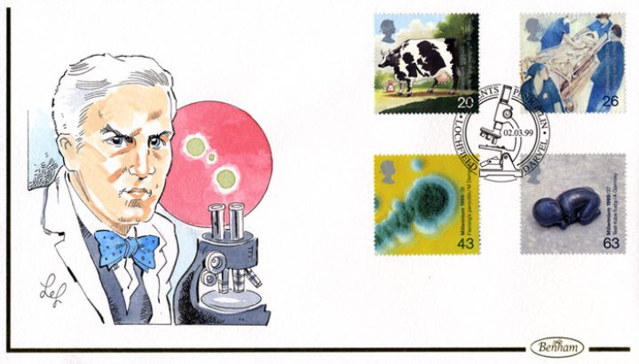 Patients' Tale, Sir Alexander Fleming