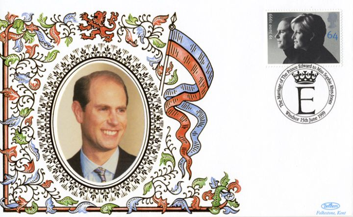 Royal Wedding 1999, Prince Edward