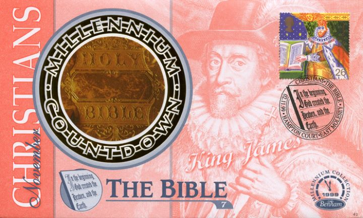 Christians' Tale, The King James Bible