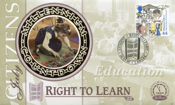 Citizens' Tale, Right to Learn