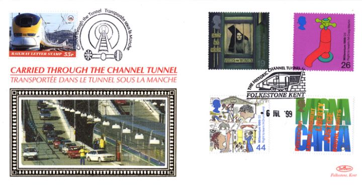Citizens' Tale, Historic Channel Tunnel