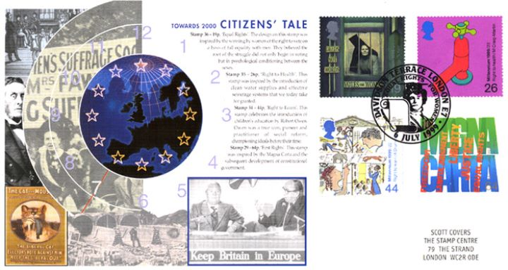 Citizens' Tale, Towards 2000