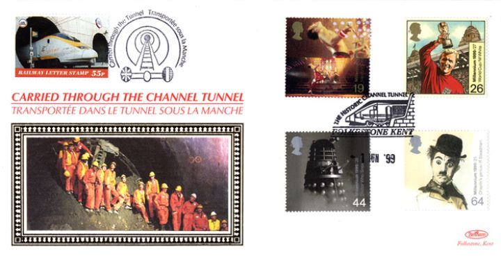 Entertainers' Tale, Historic Channel Tunnel