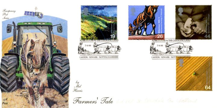Farmers' Tale, Horse and Tractor