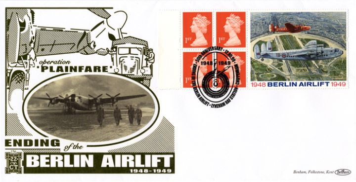 Window: Berlin Airlift, Operation Plainfare