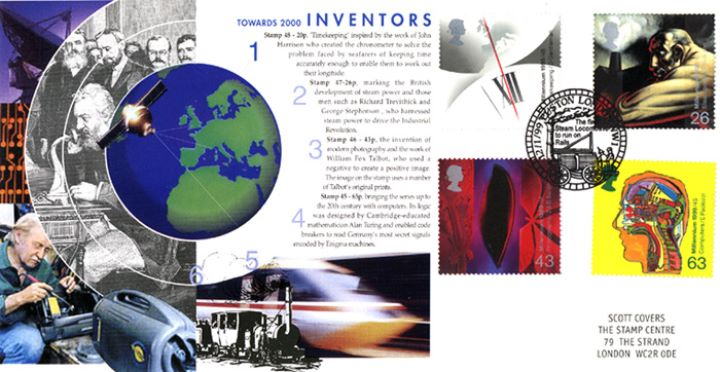 Inventors' Tale, Towards 2000