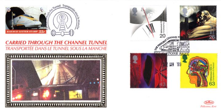 Inventors' Tale, Historic Channel Tunnel