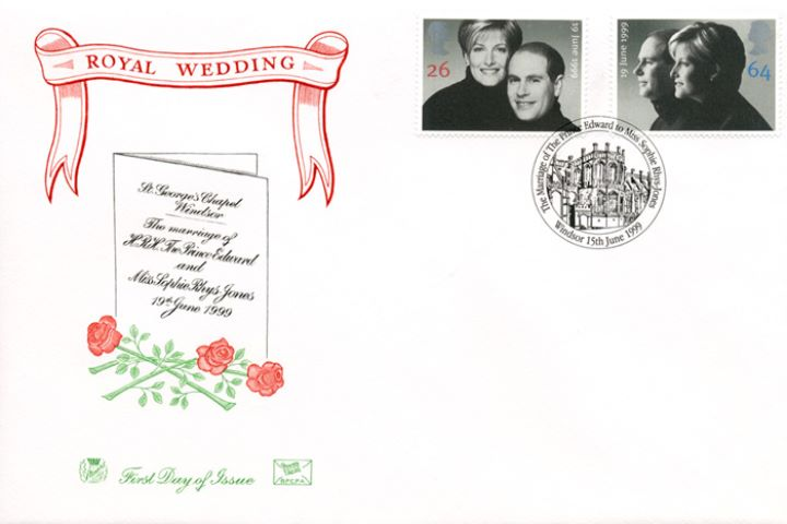 Royal Wedding 1999, Wedding Invitation