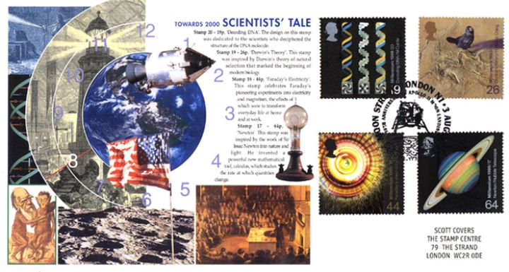 Scientists' Tale, Towards 2000