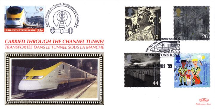 Soldiers' Tale, Historic Channel Tunnel