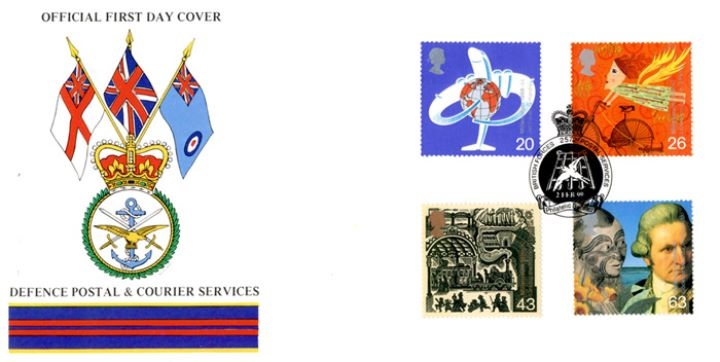 Travellers' Tale, Postal & Courier Services