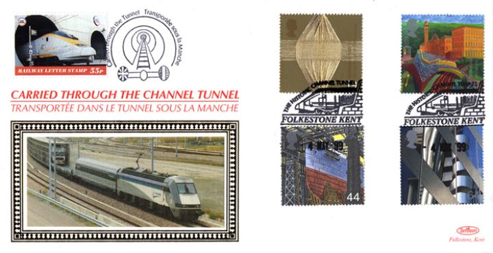 Workers' Tale, Historic Channel Tunnel