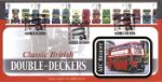 Double Decker Buses: Stamps AEC Regent