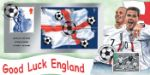 World Cup: Miniature Sheet Good Luck England