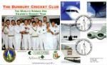 Airliners: Stamps The Bunbury Cricket Club