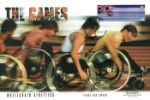 Commonwealth Games 2002 Wheelchair Athletes