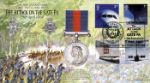 Airliners: Stamps The Attack on Gate Pa Producer: Forces Series: Lest We Forget (16)