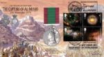 Astronomy: Miniature Sheet The Capture of Ali Musjid Producer: Forces Series: Lest We Forget (21)