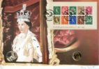 Wildings No.1: Miniature Sheet HM The Queen in Carriage