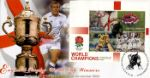 Rugby World Cup: Miniature Sheet Johnny Wilkinson
