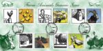 Farm Animals: Generic Sheet Generic Issue Pair of Covers