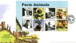 Farm Animals: Generic Sheet Farmhouse