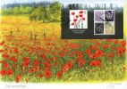 Lest We Forget 2006: Miniature Sheet Field of Poppies Producer: Westminster Series: Artist Signed