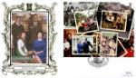 Diamond Wedding: Miniature Sheet Royal Family