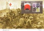 Lest We Forget 2007: Miniature Sheet Passchendaele Producer: Westminster Series: Artist Signed