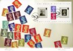 Machin 40 Years: Miniature Sheet Machin Definitives Producer: Westminster Series: Artist Signed