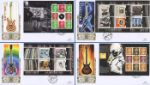 PSB: Classic Album Covers Guitars