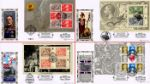 PSB: Festival of Stamps Set of four covers