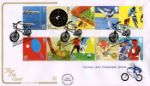 27.07.2010 Olympic Games: Series No.2 Cycling Cotswold