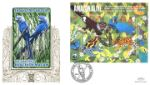 WWF: Miniature Sheet Hyacinth Macaws