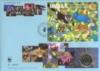 WWF: Miniature Sheet Protecting the Amazon Producer: Royal Mint Series: Royal Mint/Royal Mail joint issue (87)